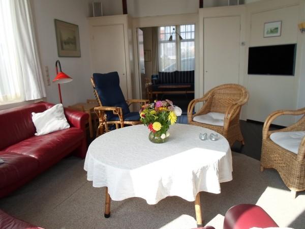 Covente Vakantiehuis - Woonkamer